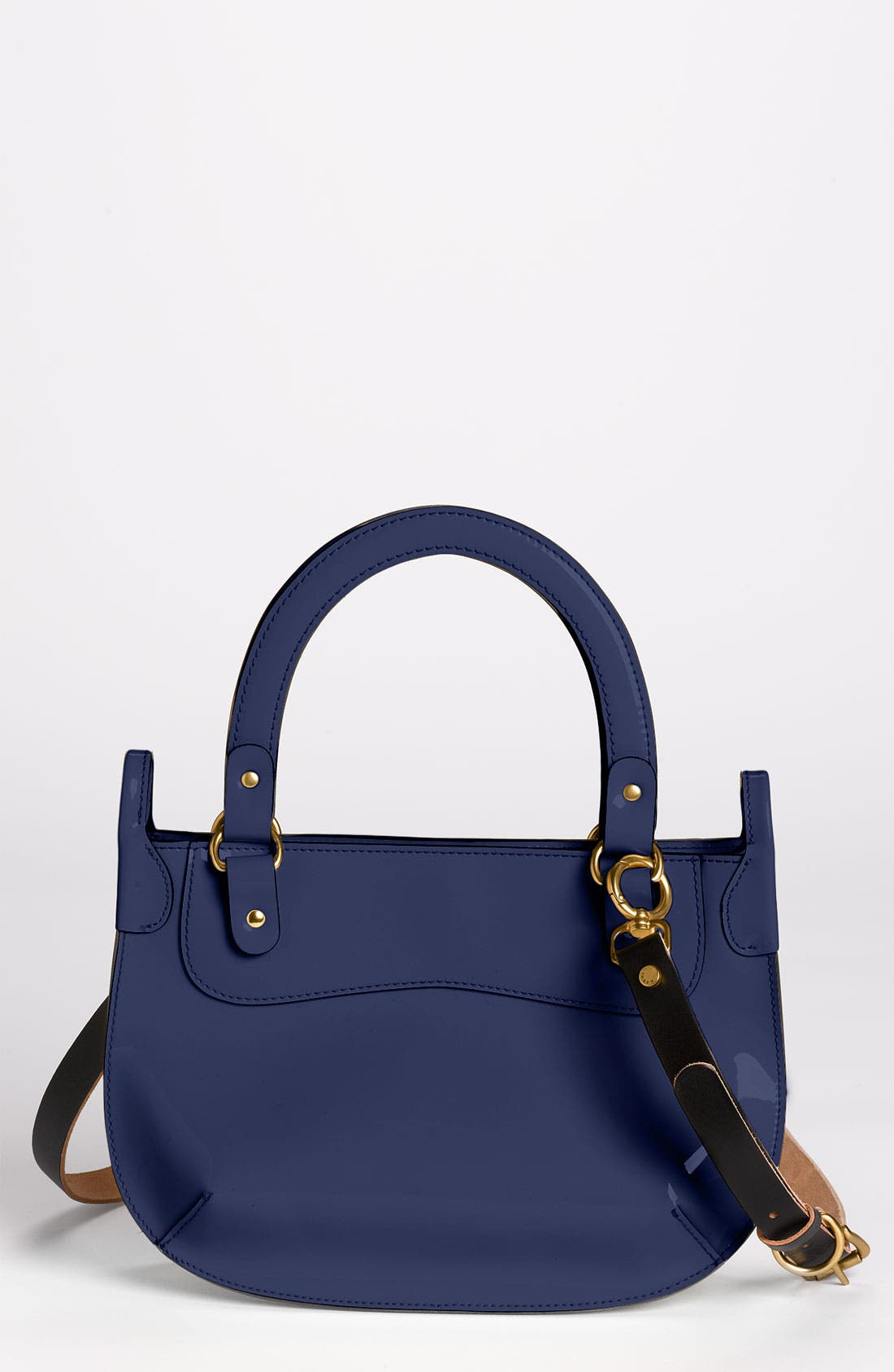 Alternate Image 1 Selected - Marni 'Small' Patent Leather Crossbody Bag