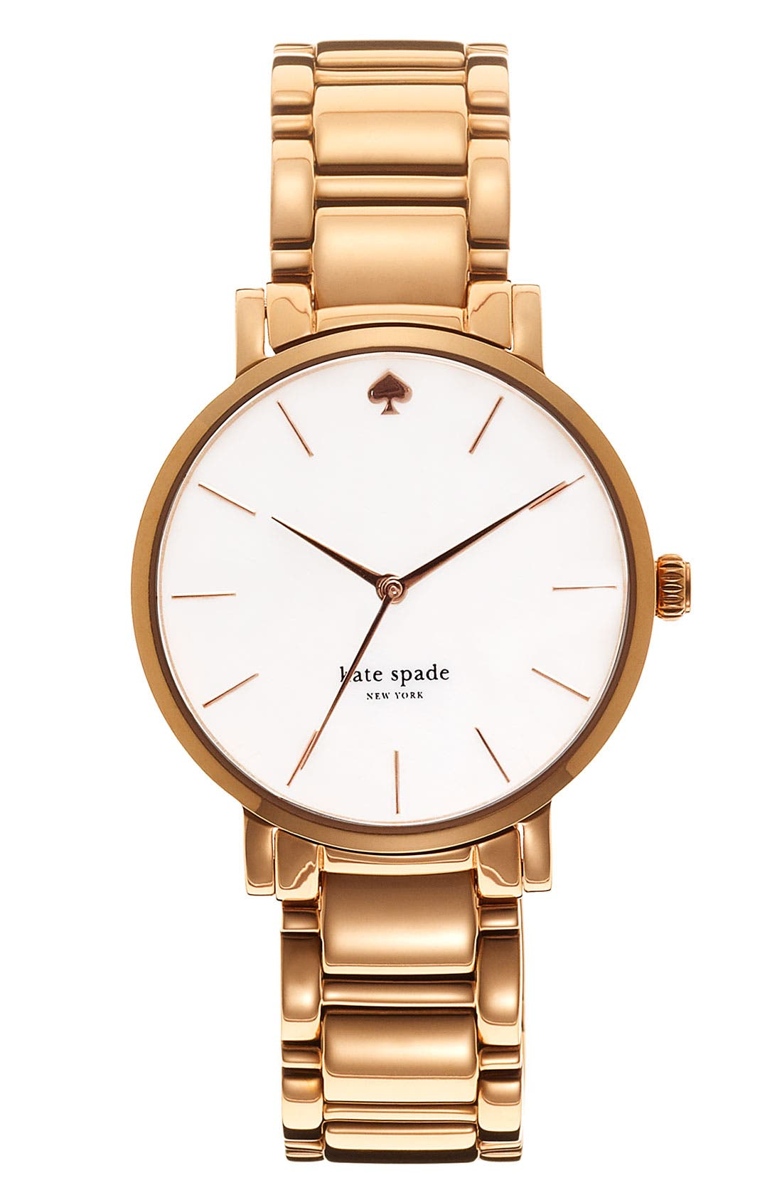 Alternate Image 1 Selected - kate spade new york 'gramercy' bracelet watch