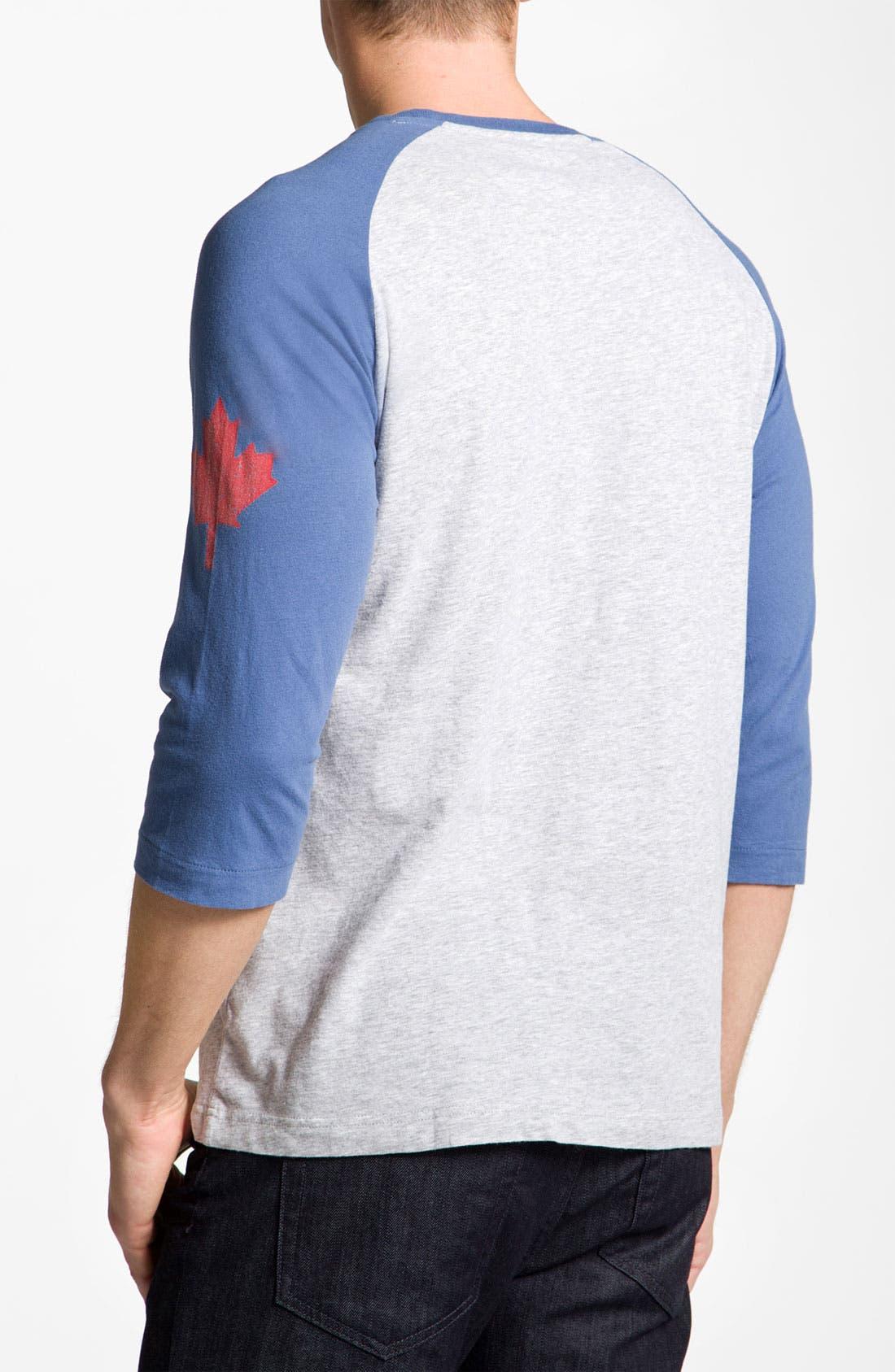 Alternate Image 2  - Wright & Ditson 'Toronto Blue Jays' Baseball T-Shirt