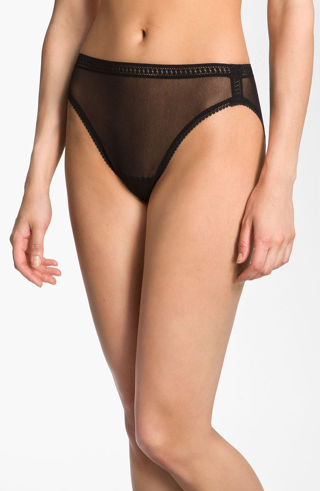 On Gossamer High Cut Briefs (3 for $45)