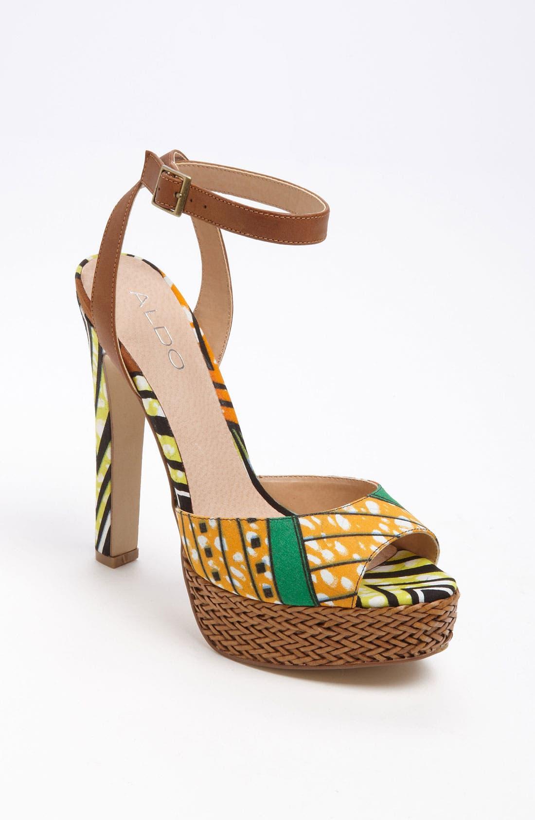 Alternate Image 1 Selected - ALDO 'Mendonsa' Sandal