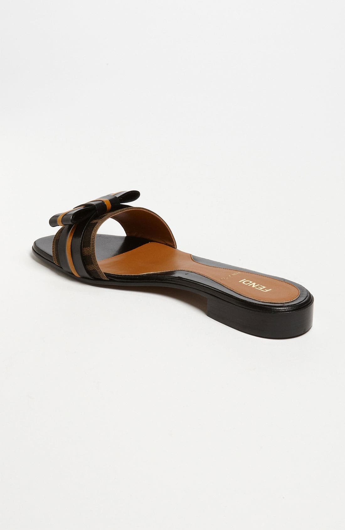 Alternate Image 2  - Fendi 'Pride & Prejudice' Bow Slide Sandal