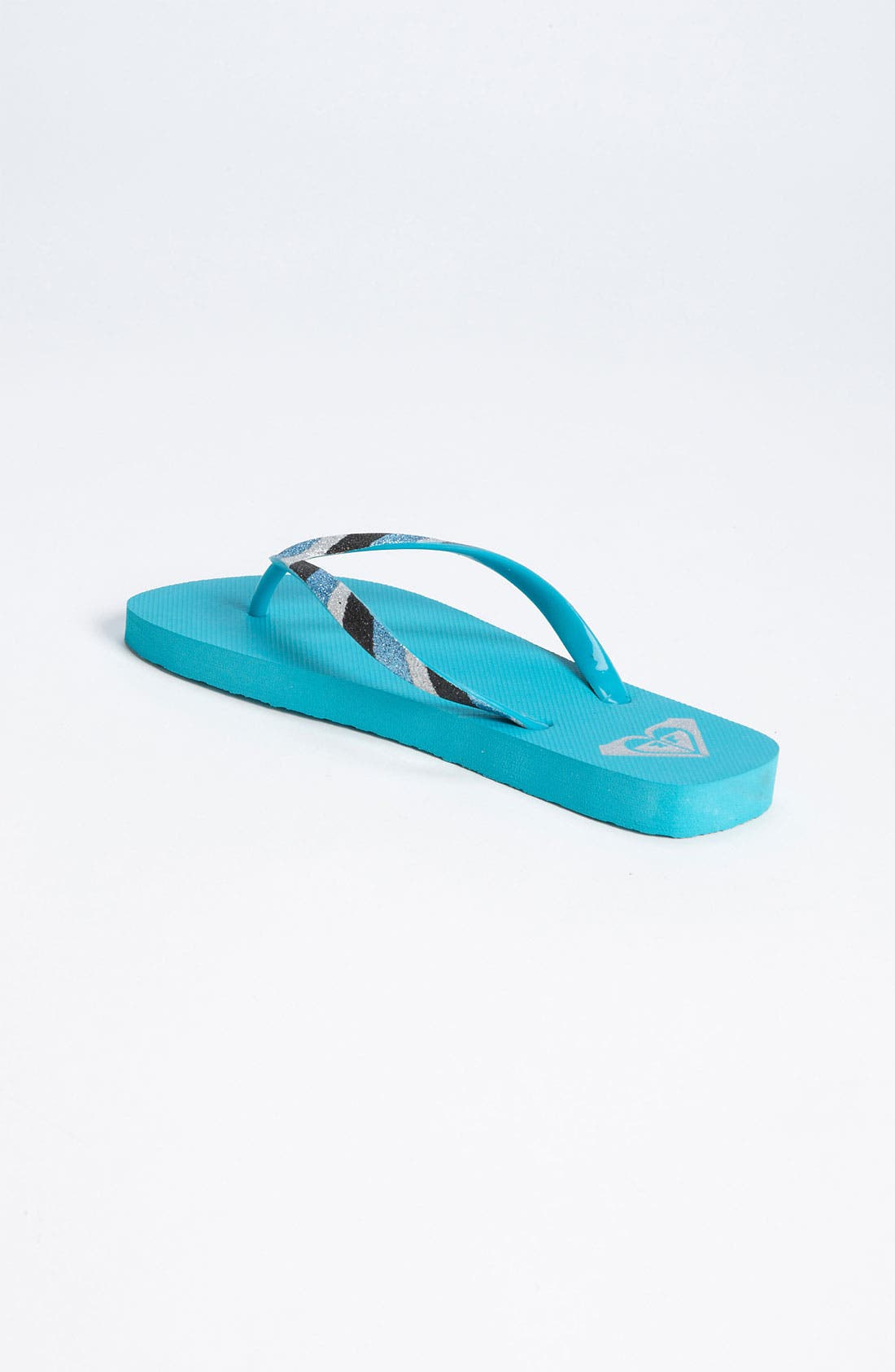 Alternate Image 2  - Roxy Glitter Flip Flop (Toddler, Little Kid & Big Kid)