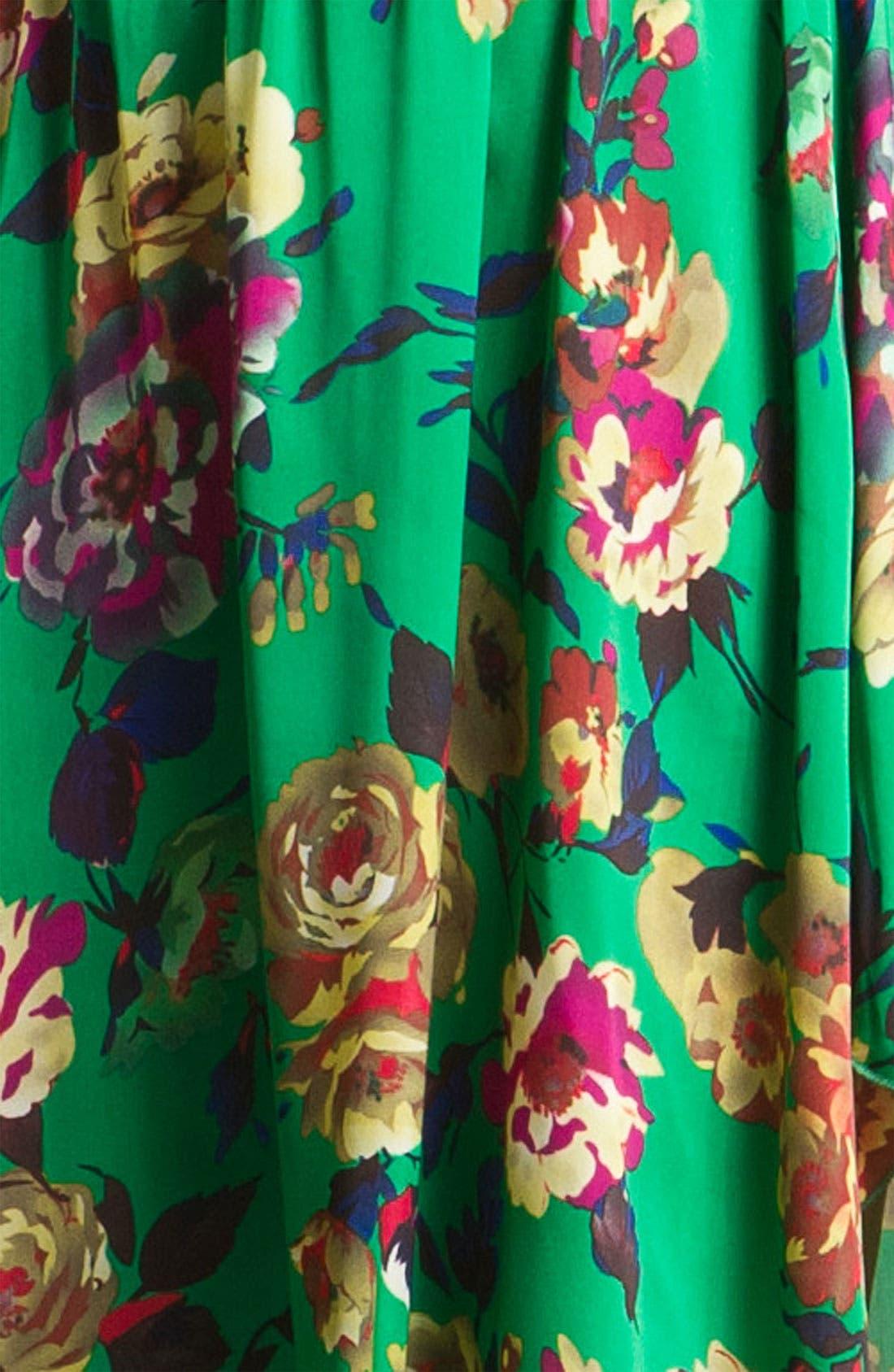 Alternate Image 3  - Romeo & Juliet Couture Floral Dress