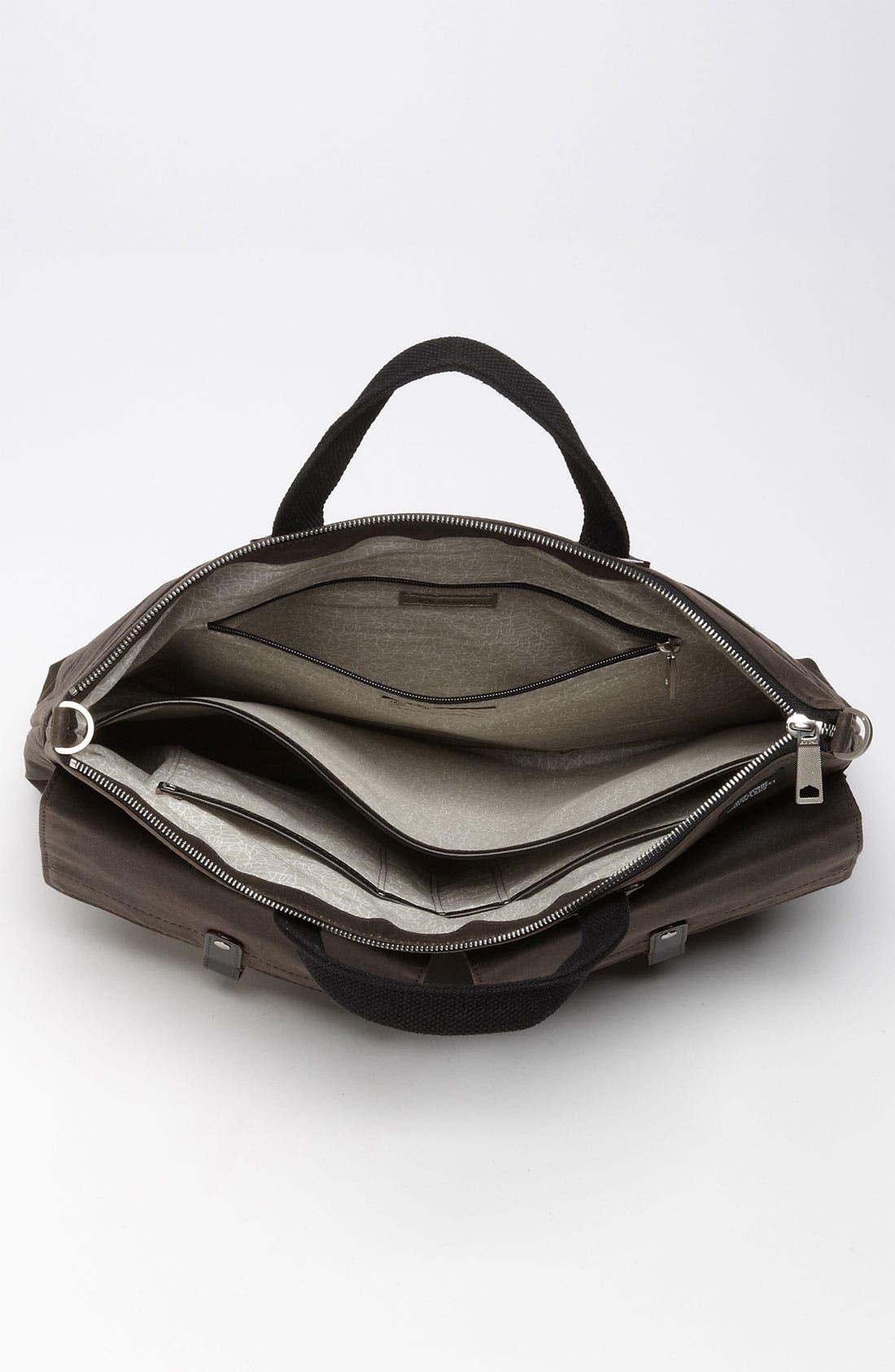 Alternate Image 3  - Jack Spade 'Waxwear' Canvas Pocket Briefcase