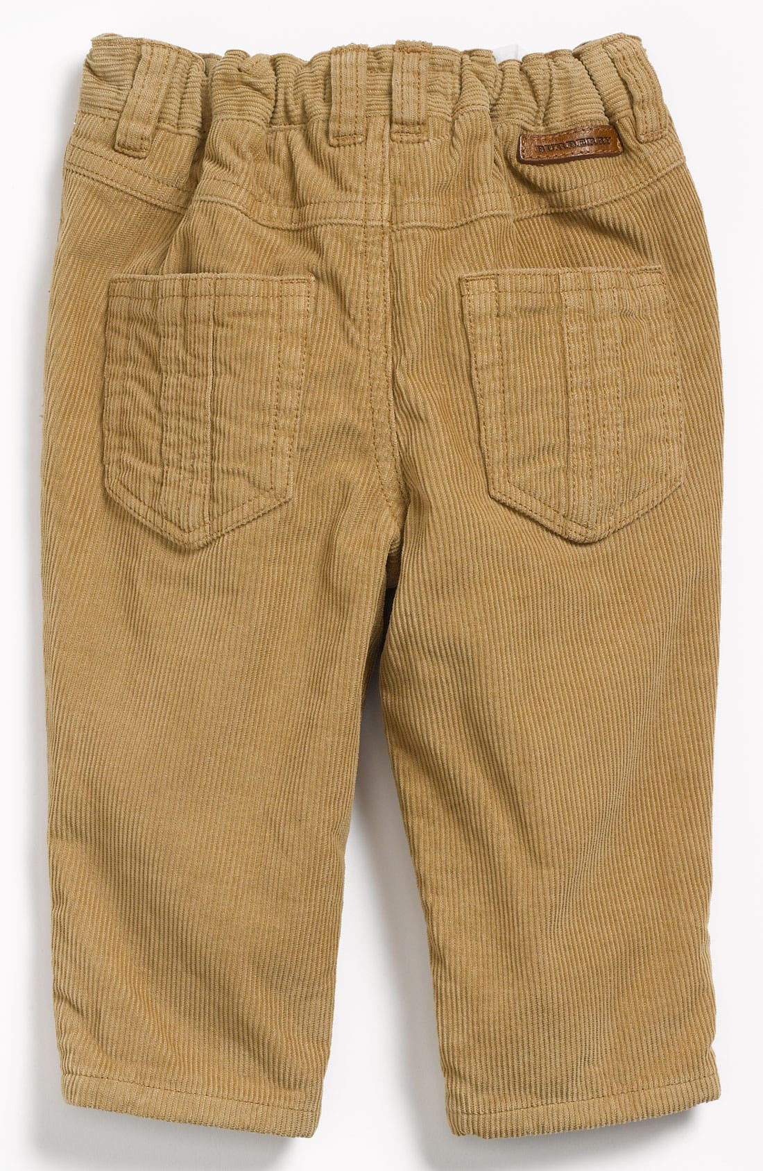 Main Image - Burberry Corduroy Trousers (Toddler)
