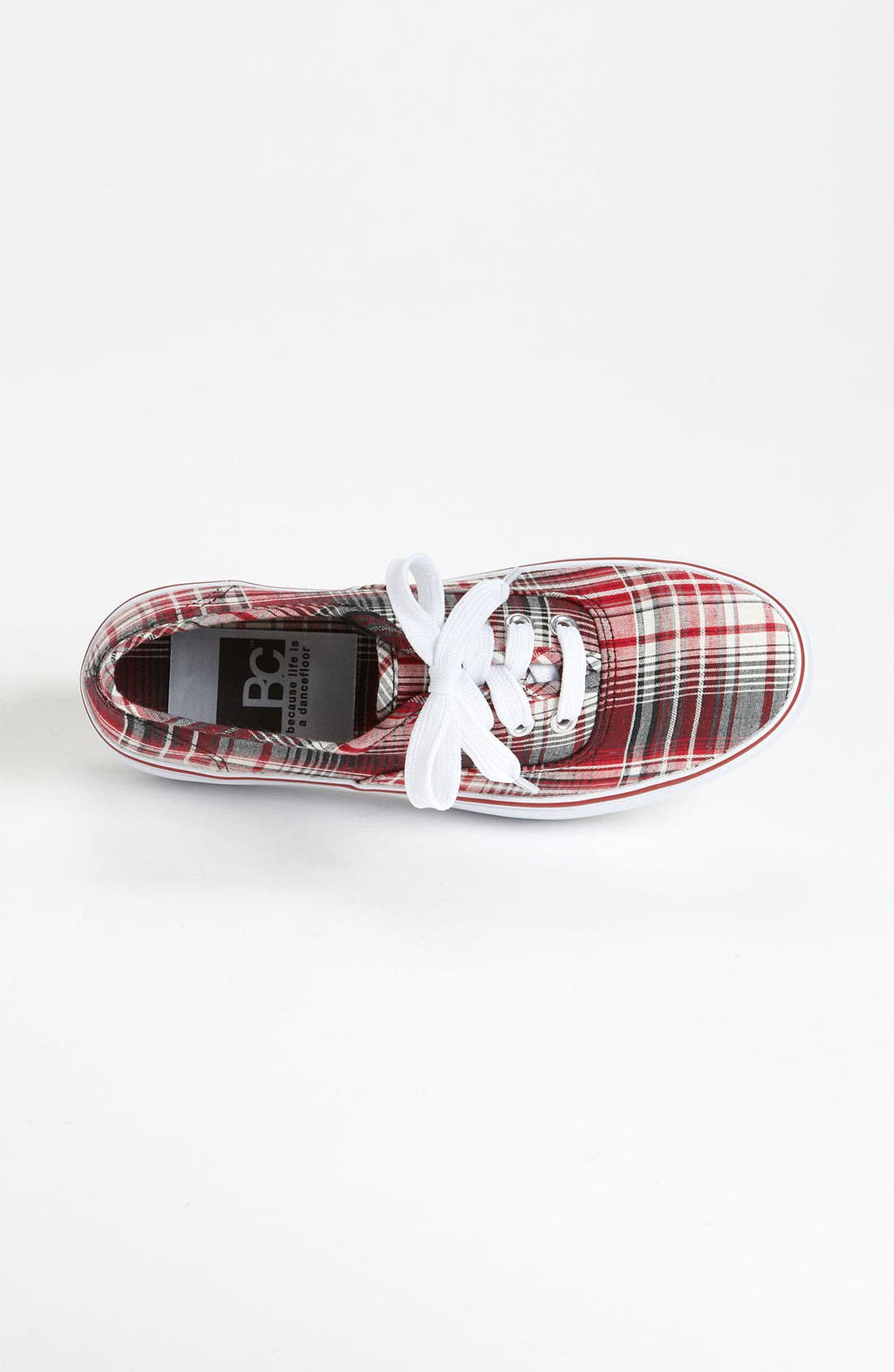 Alternate Image 3  - BC Footwear 'Double Down' Platform Sneaker