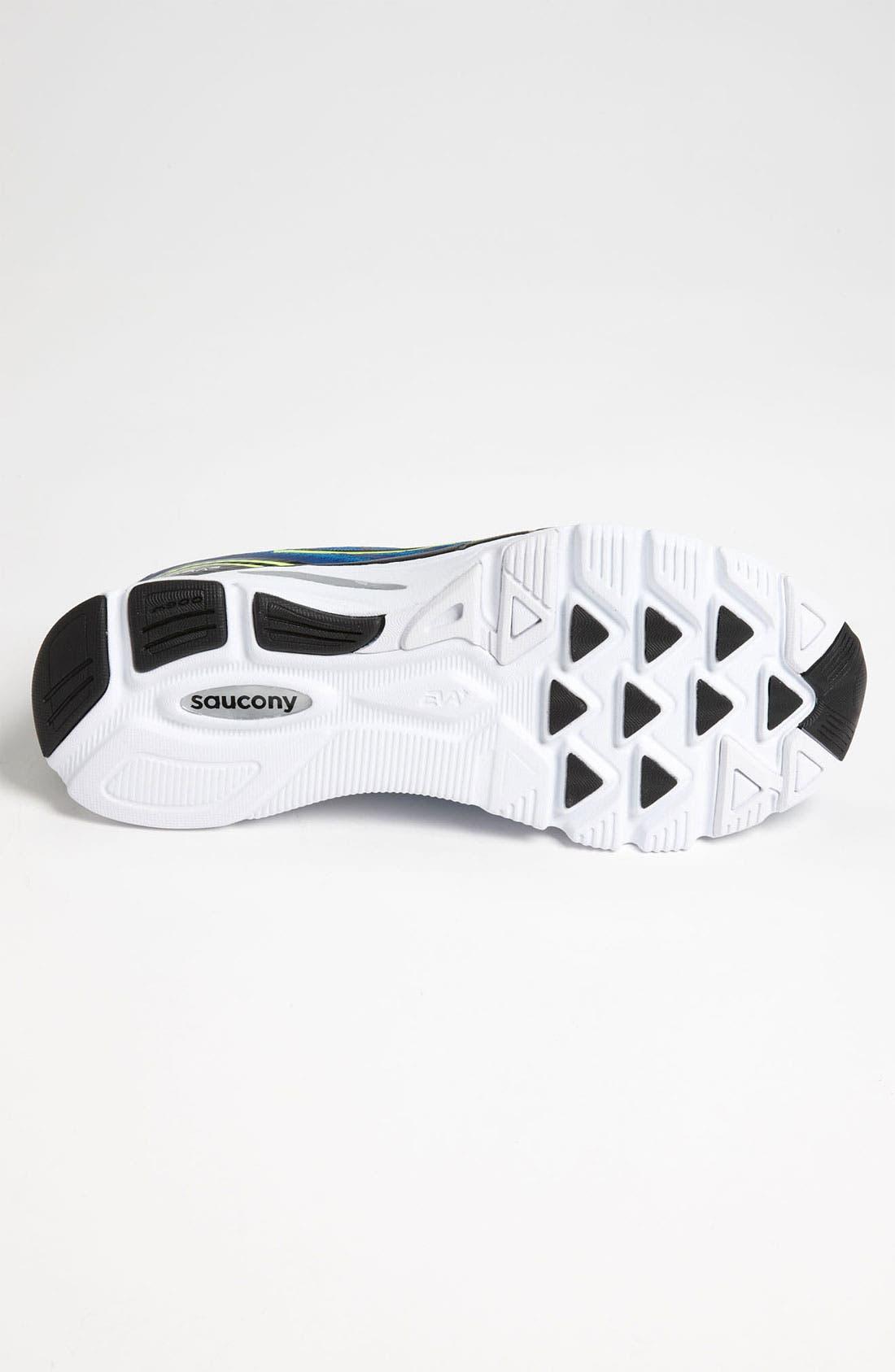 Alternate Image 4  - Saucony 'ProGrid Kinvara 3' Running Shoe (Men)