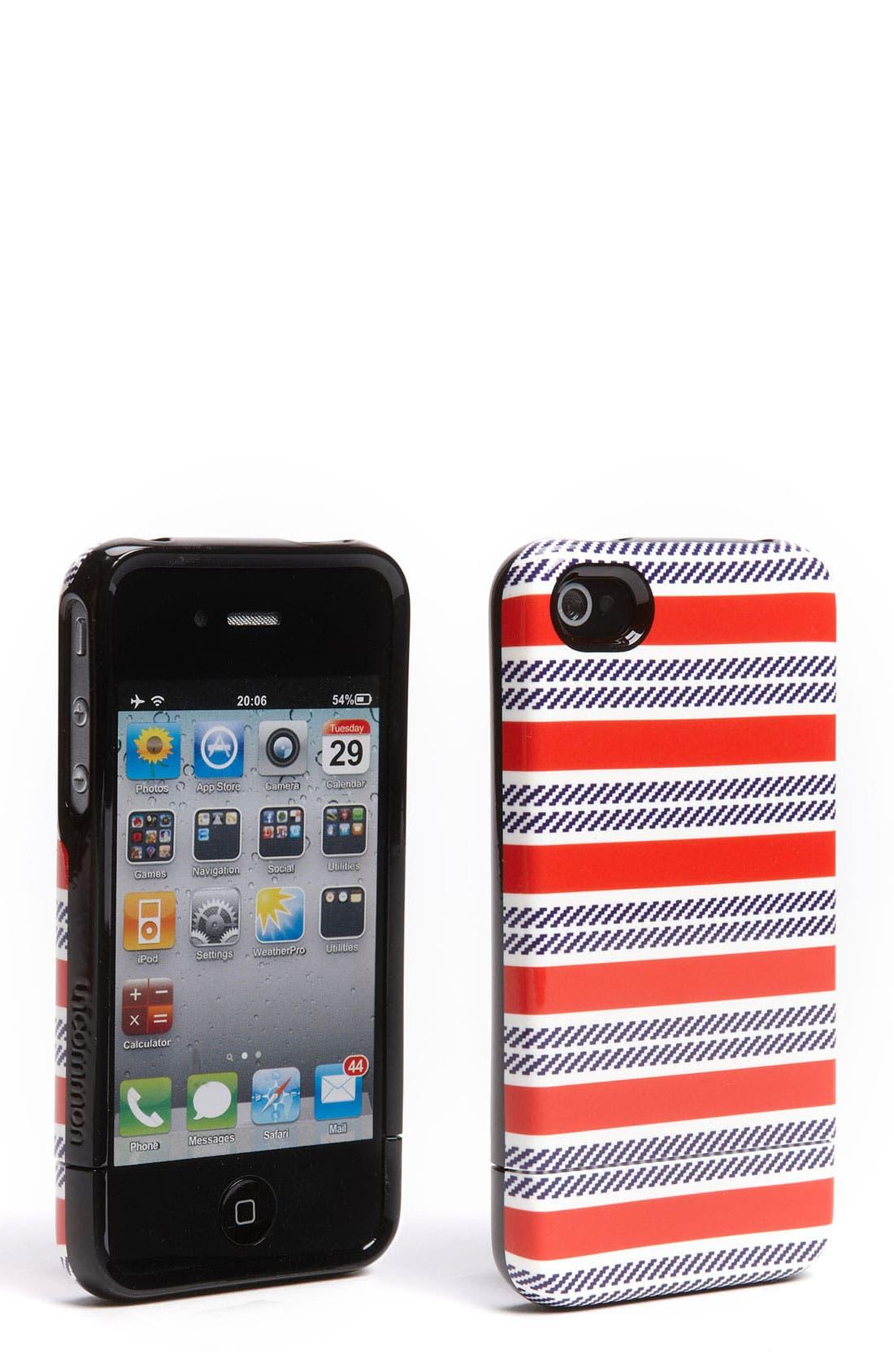 Main Image - Uncommon 'Capsule' iPhone 4 & 4S Case