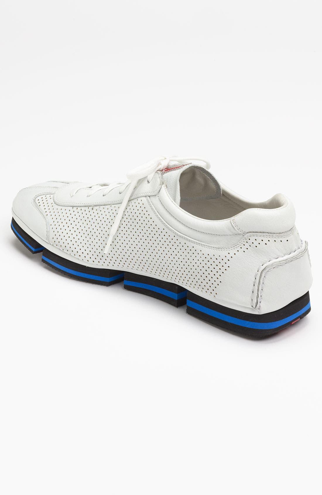 Alternate Image 2  - Prada Perforated Sneaker