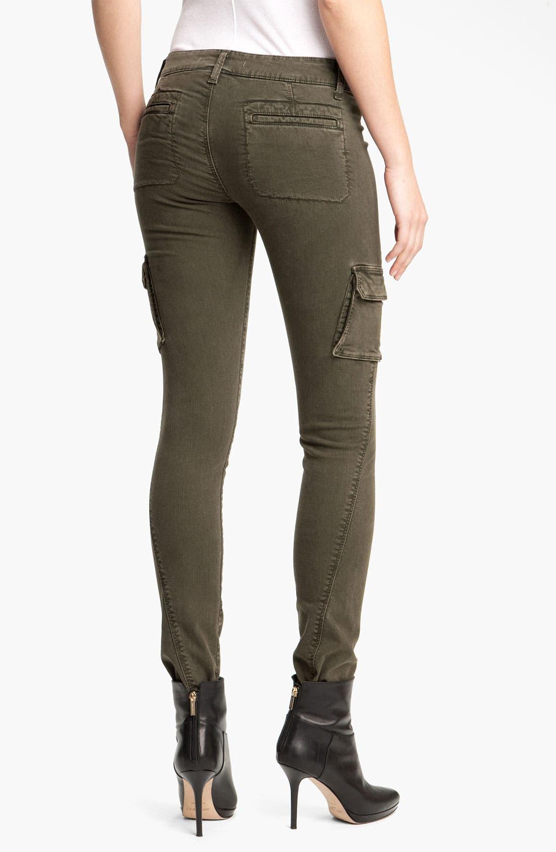 Alternate Image 2  - Vince Skinny Leg Cargo Pants