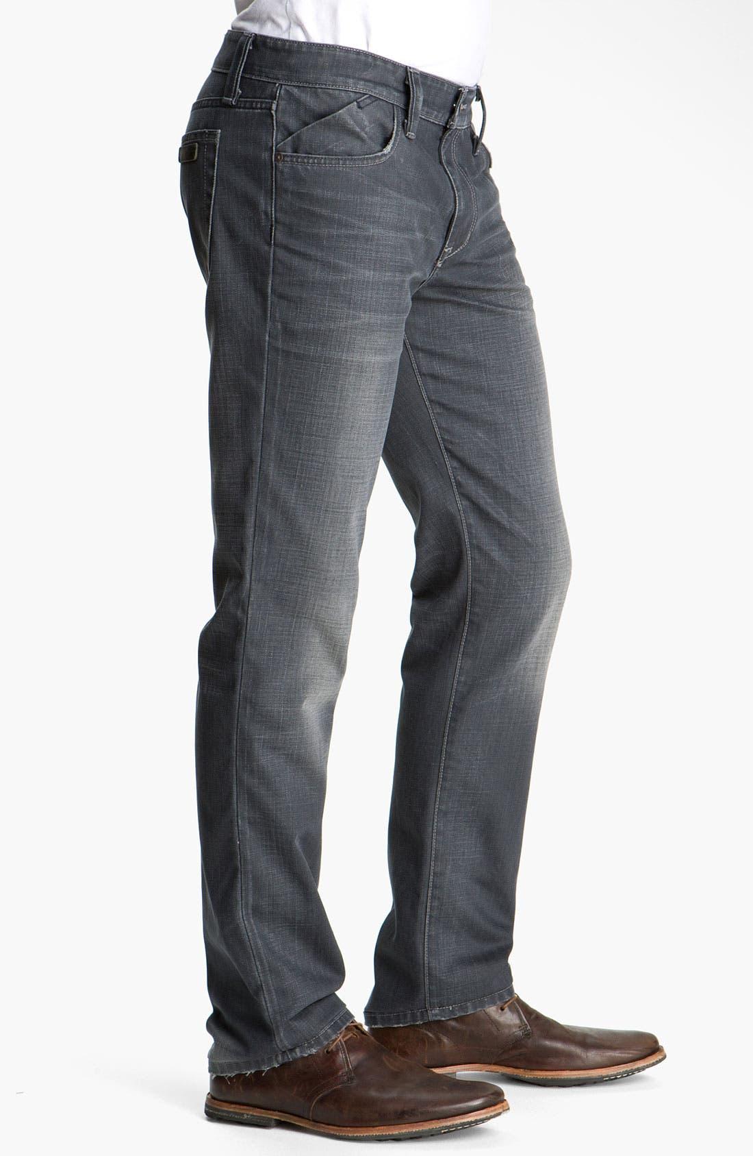 Alternate Image 3  - Joe's 'Brixton' Slim Straight Leg Jeans (Eldridge)