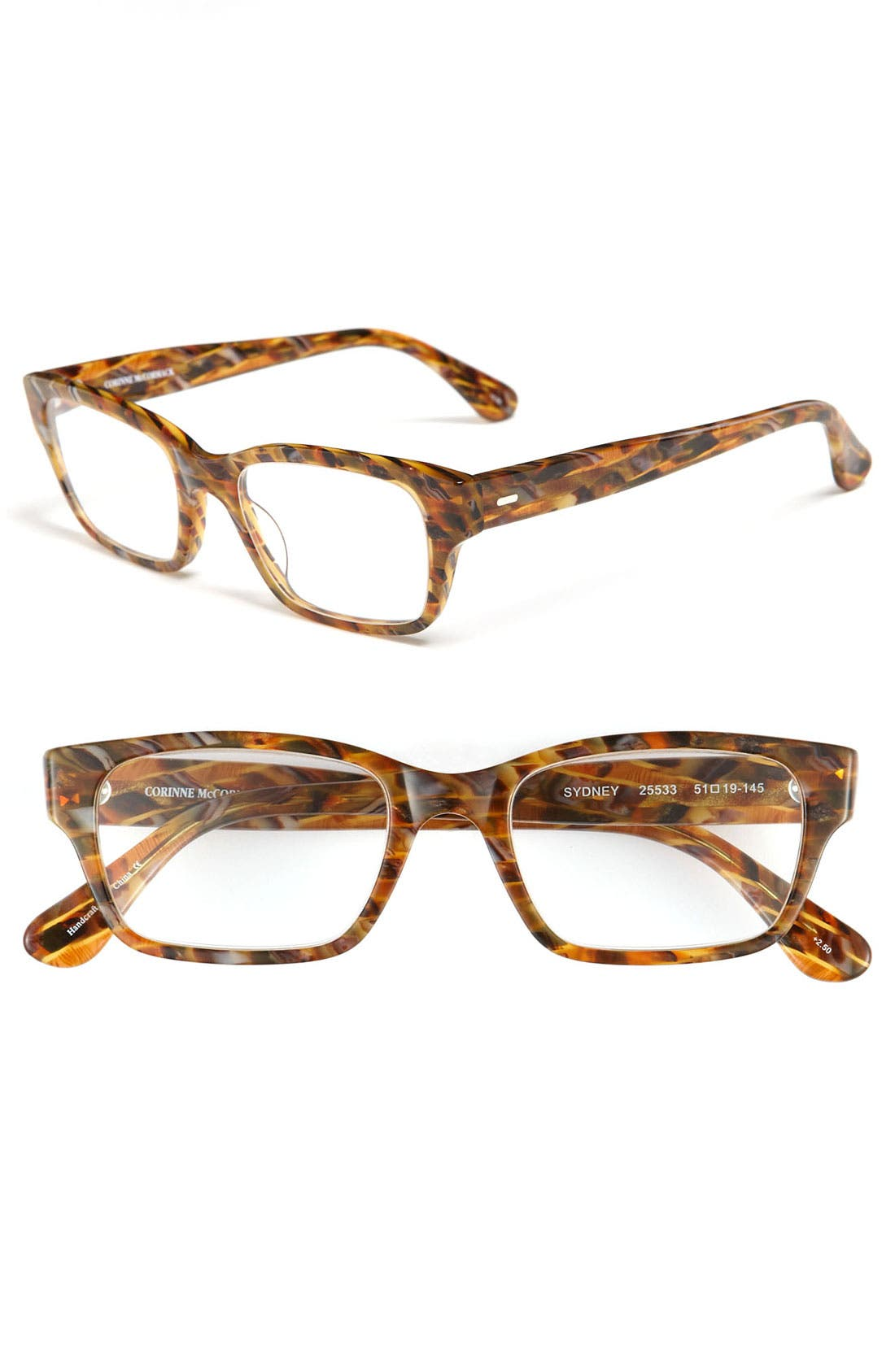 Main Image - Corinne McCormack 51mm Reading Glasses (2 for $88)