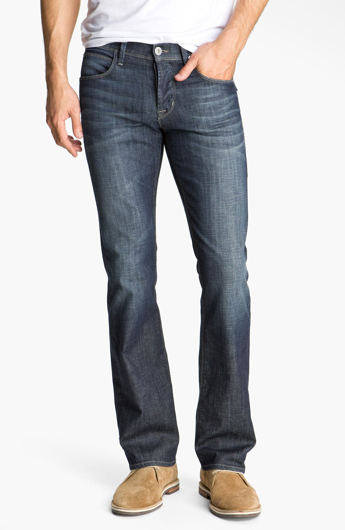 Alternate Image 2  - Hudson Jeans 'Clifton' Bootcut Jeans (Rockshire)