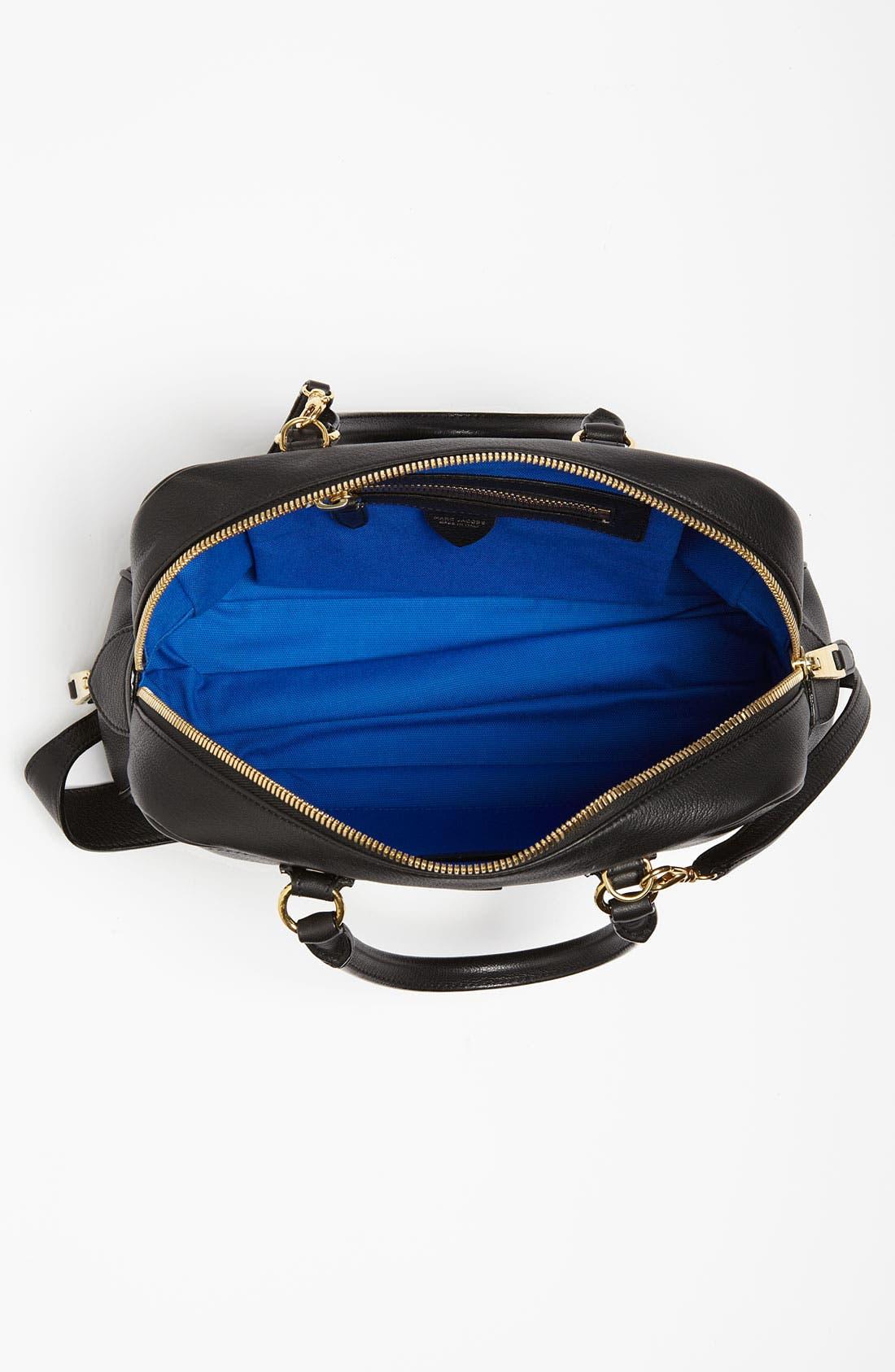 Alternate Image 3  - MARC JACOBS 'Small Venetia' Leather Satchel