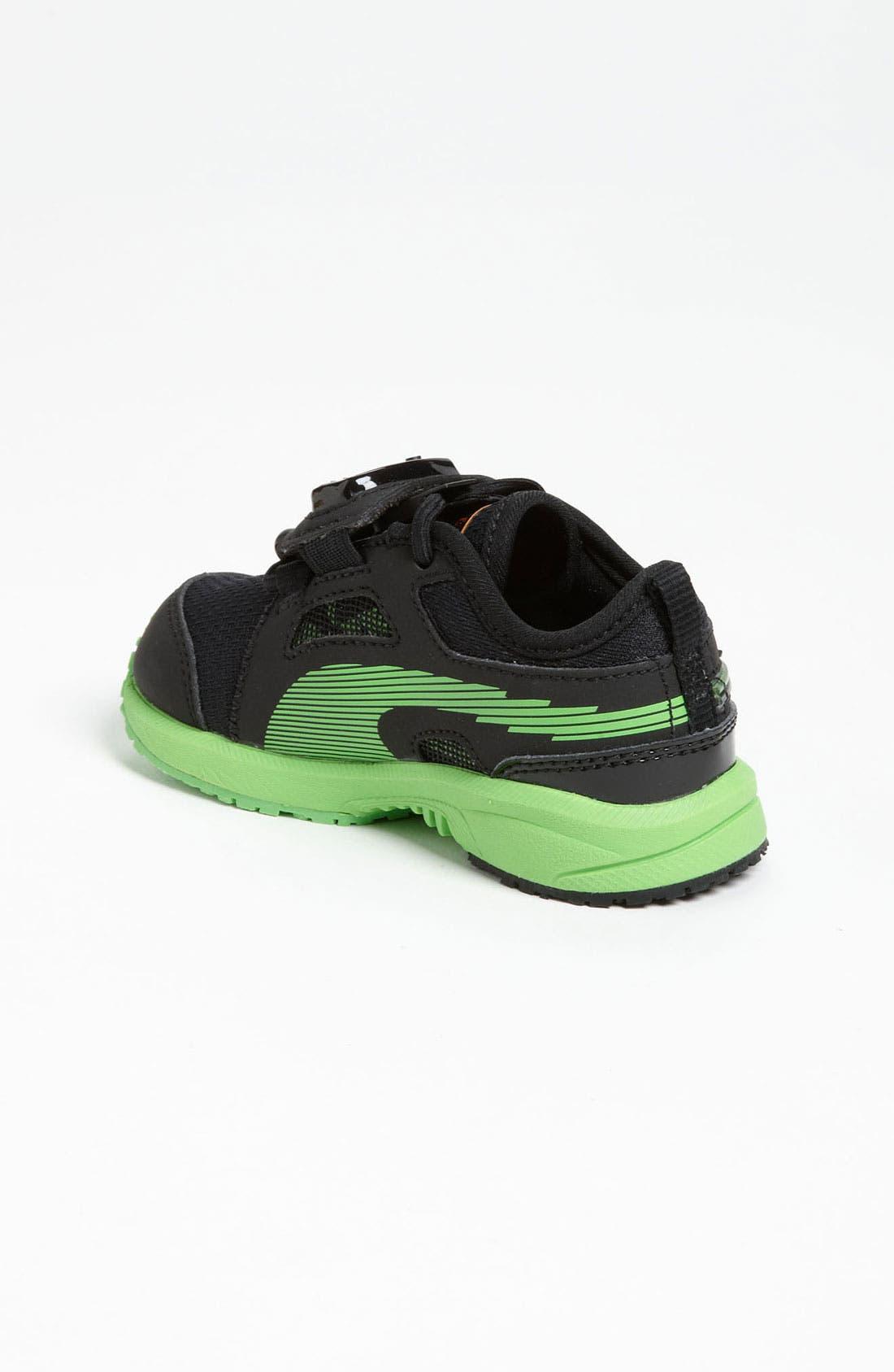 Alternate Image 2  - PUMA 'Bolt evoSPEEDOMETER V' Sneaker (Baby, Walker & Toddler)