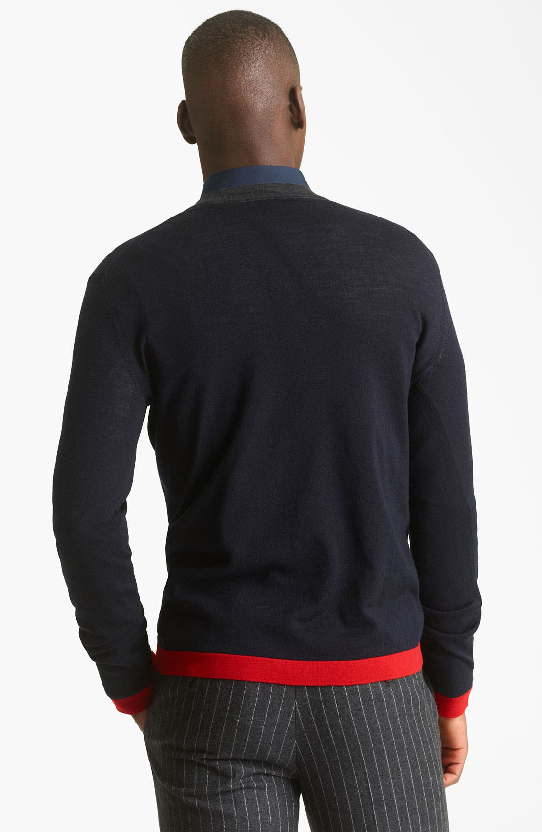 Alternate Image 2  - KENZO V-Neck Sweater