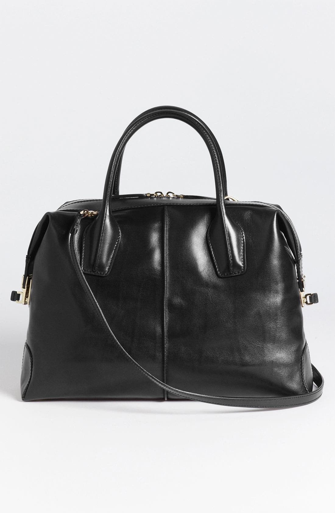 Alternate Image 4  - Tod's 'D-Styling - Medium' Leather Satchel