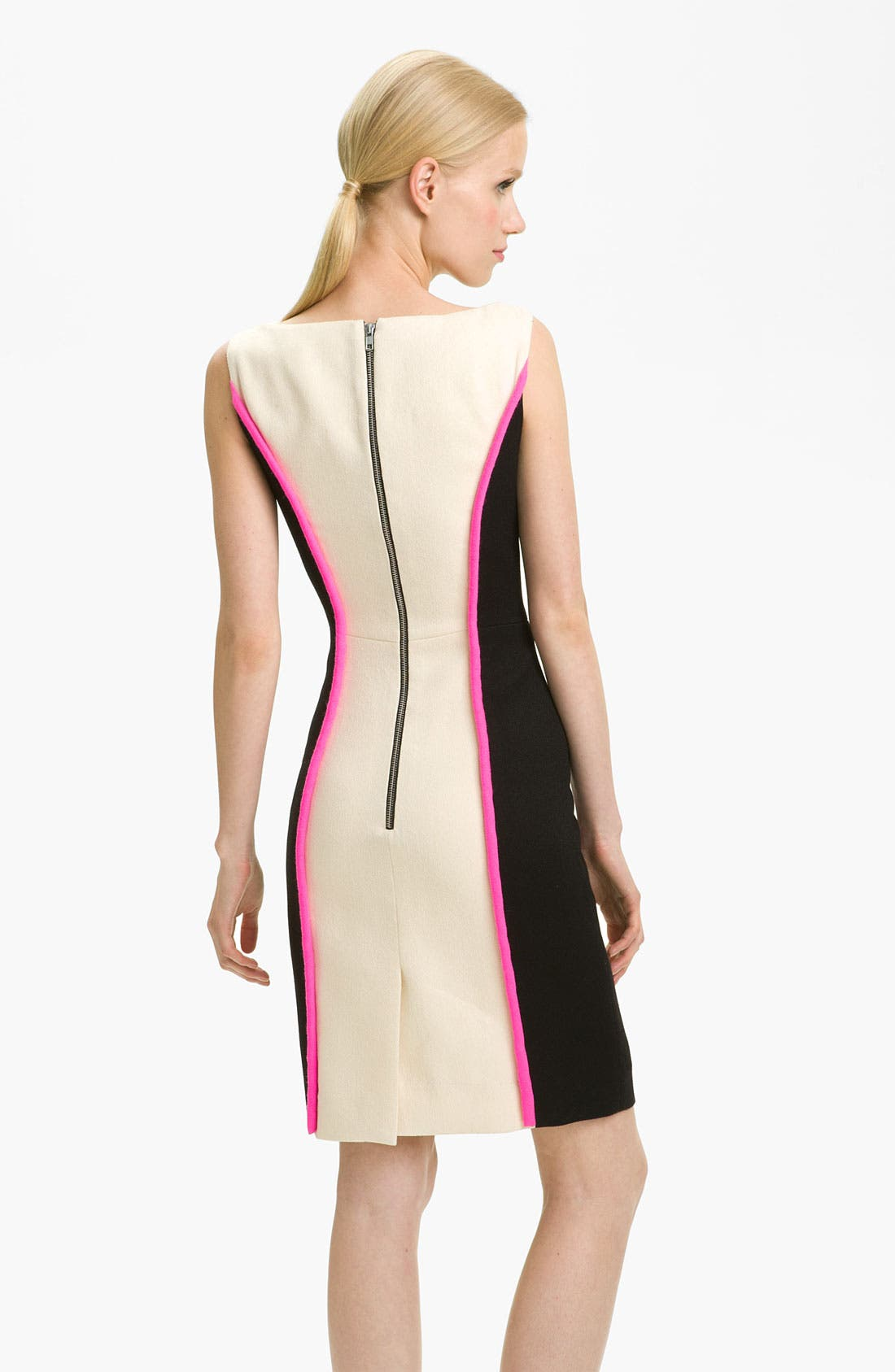 Alternate Image 2  - Milly 'Tabitha' Colorblock Dress