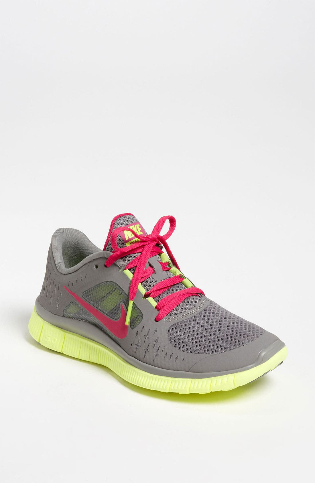 Alternate Image 1 Selected - Nike 'Free Run+ 3' Running Shoe (Women)