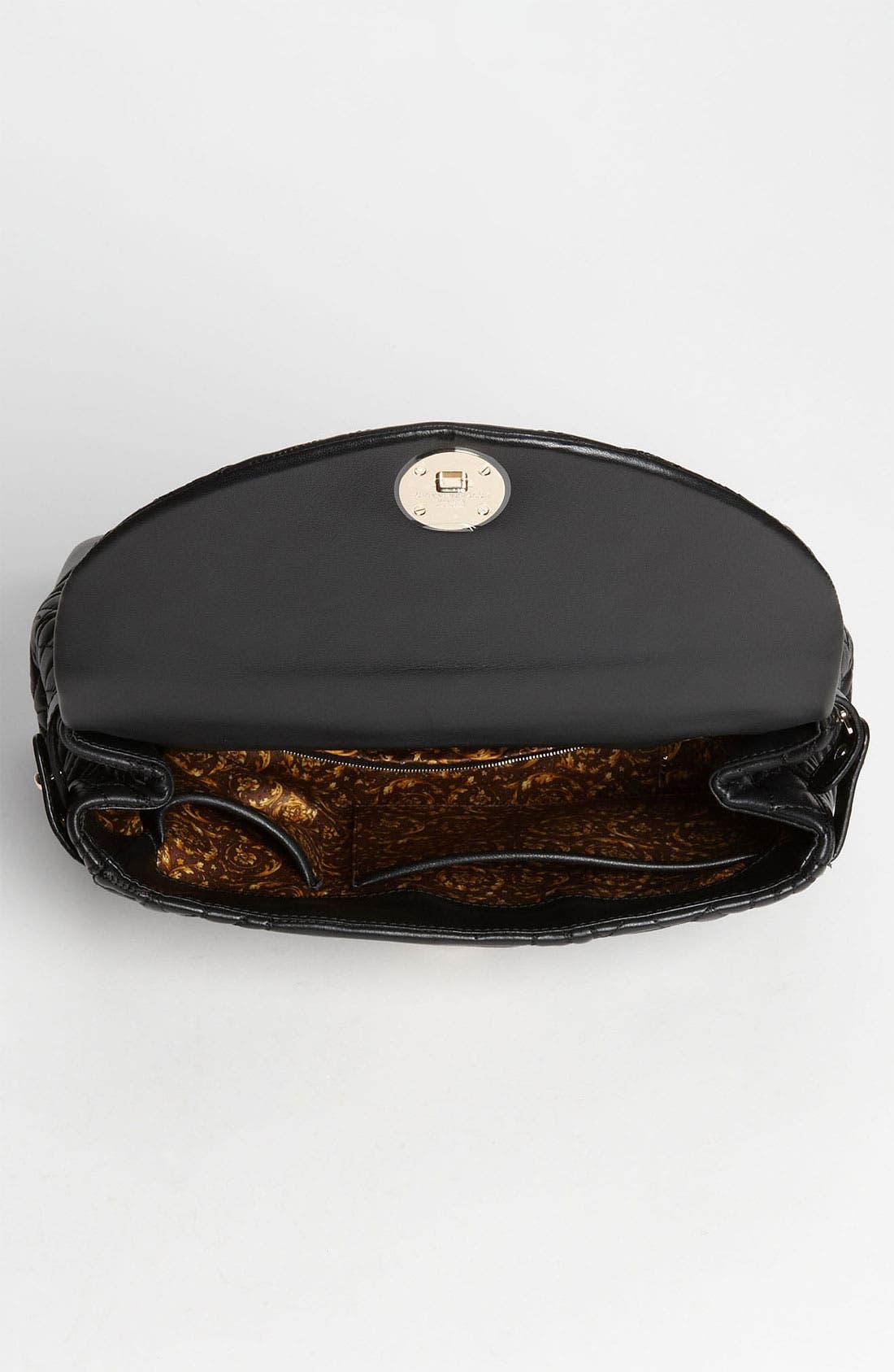 Alternate Image 3  - Versace 'Vanitas' Embroidered Nappa Lambskin Leather Satchel