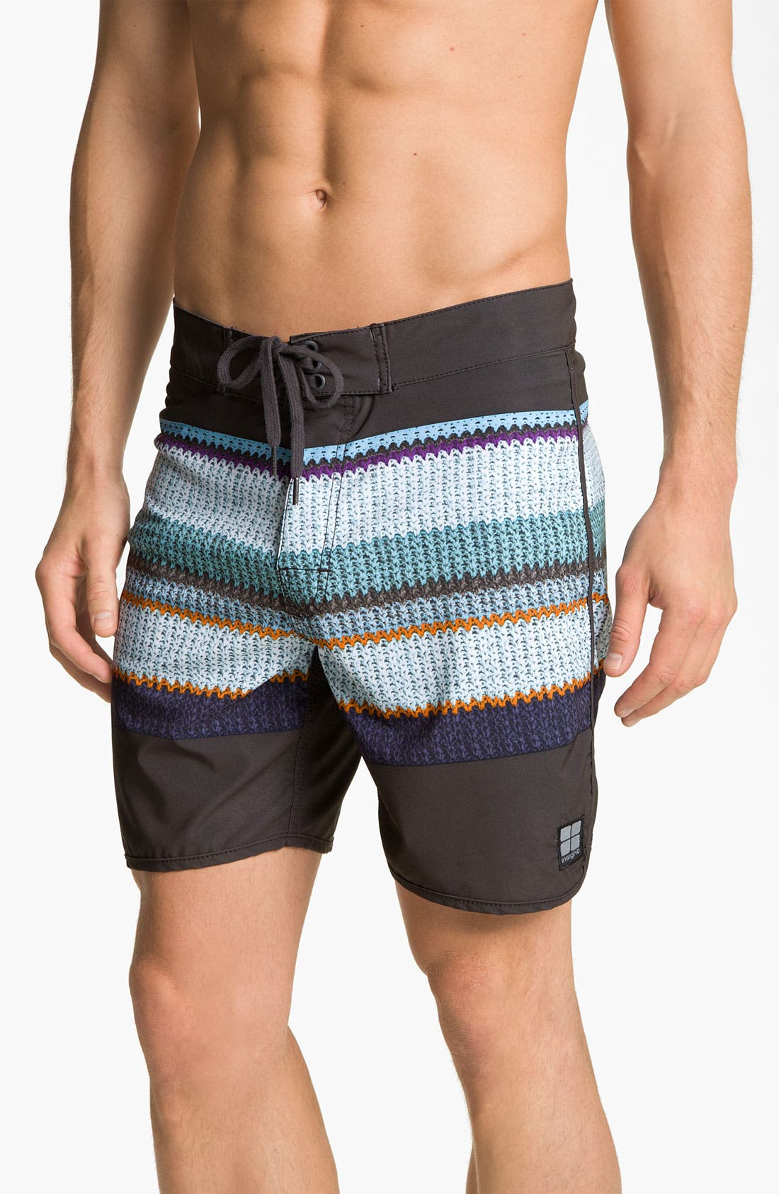Alternate Image 1 Selected - Insight 'Knitta Bro' Board Shorts
