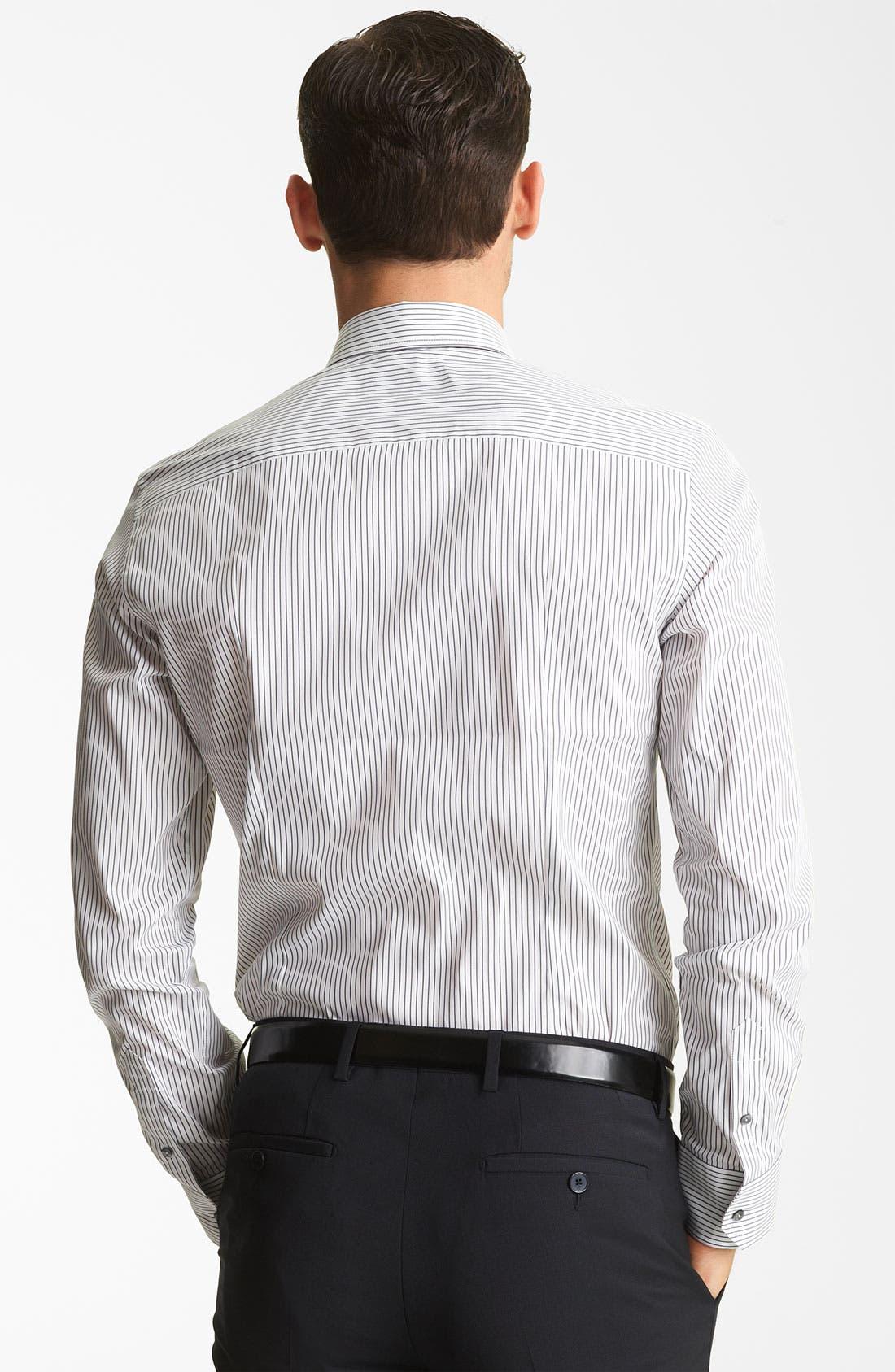 Alternate Image 2  - Dolce&Gabbana Slim Fit Dress Shirt