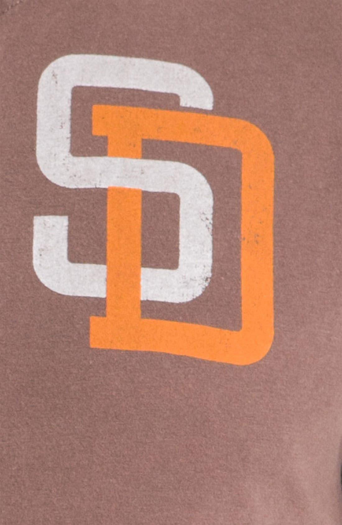 Alternate Image 3  - Red Jacket 'Padres - Huron' T-Shirt