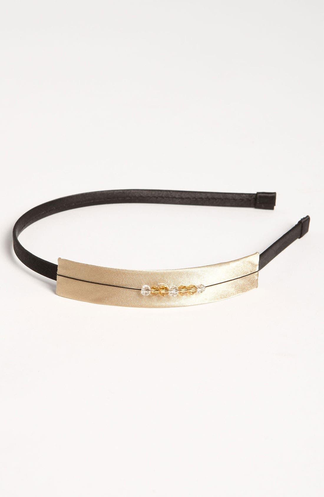 Main Image - Tasha 'Color Swatch' Headband