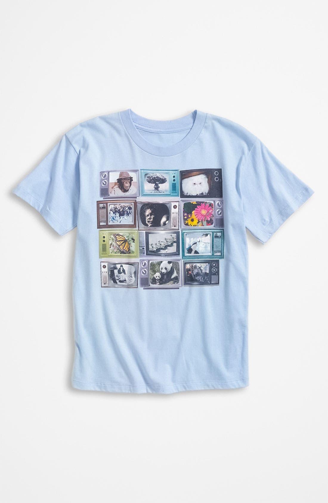 Alternate Image 1 Selected - Jem 'TV Nation' T-Shirt (Big Boys)