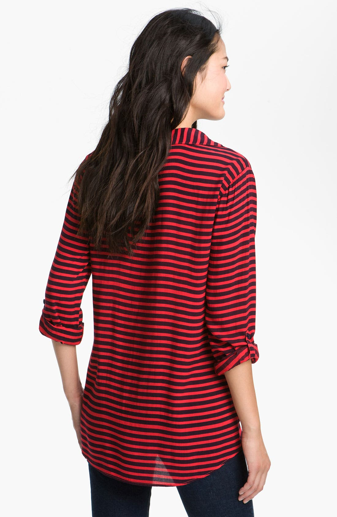 Alternate Image 2  - Splendid Stripe Top