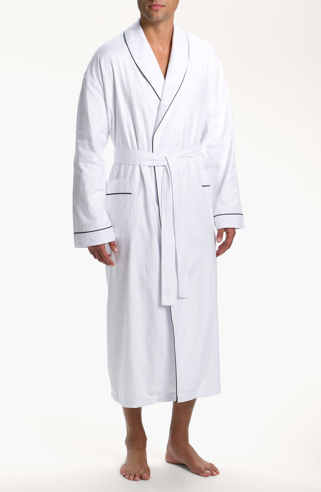 Alternate Image 1 Selected - Ike Behar Terry Lined Robe