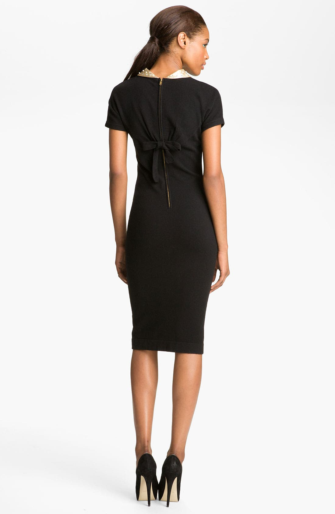 Alternate Image 2  - MARC BY MARC JACOBS 'Mika' Embellished Collar Dress