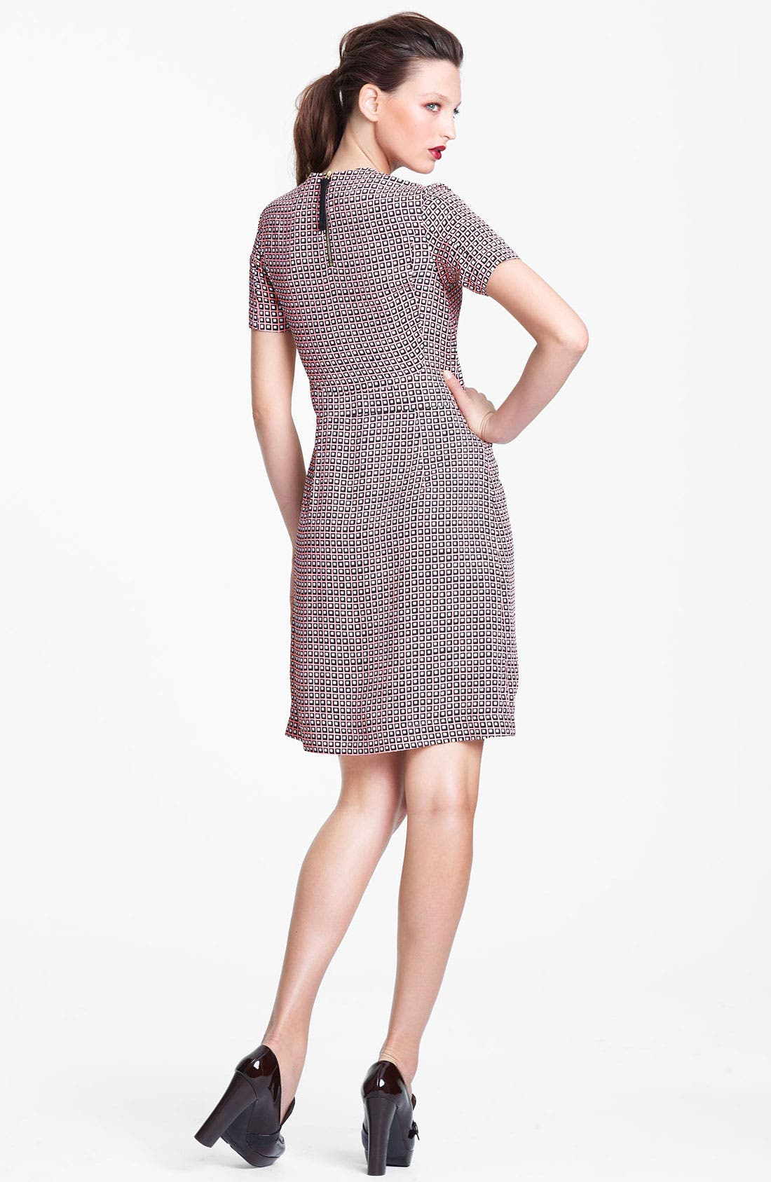 Alternate Image 2  - Marni Edition Print Woven A-Line Dress