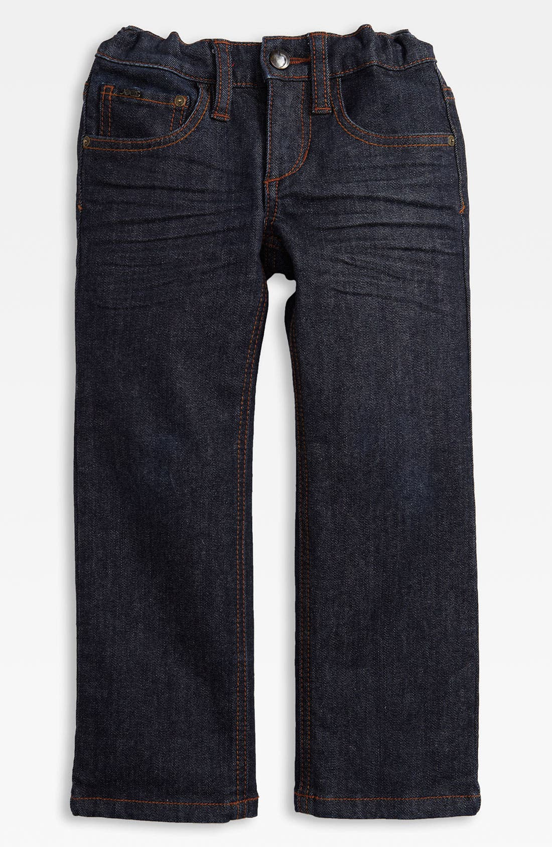 Alternate Image 2  - Joe's 'Brixton' Skinny Jeans (Toddler)