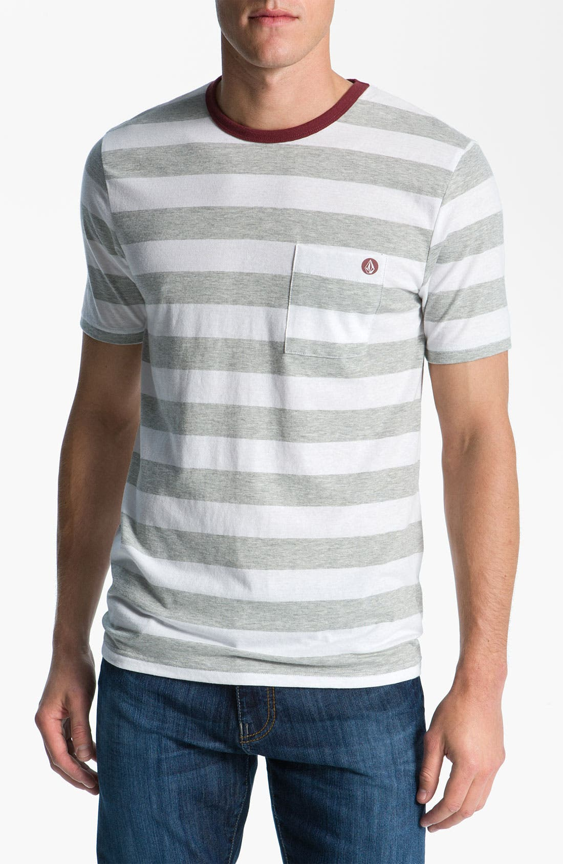Alternate Image 1 Selected - Volcom 'Other Circle' T-Shirt