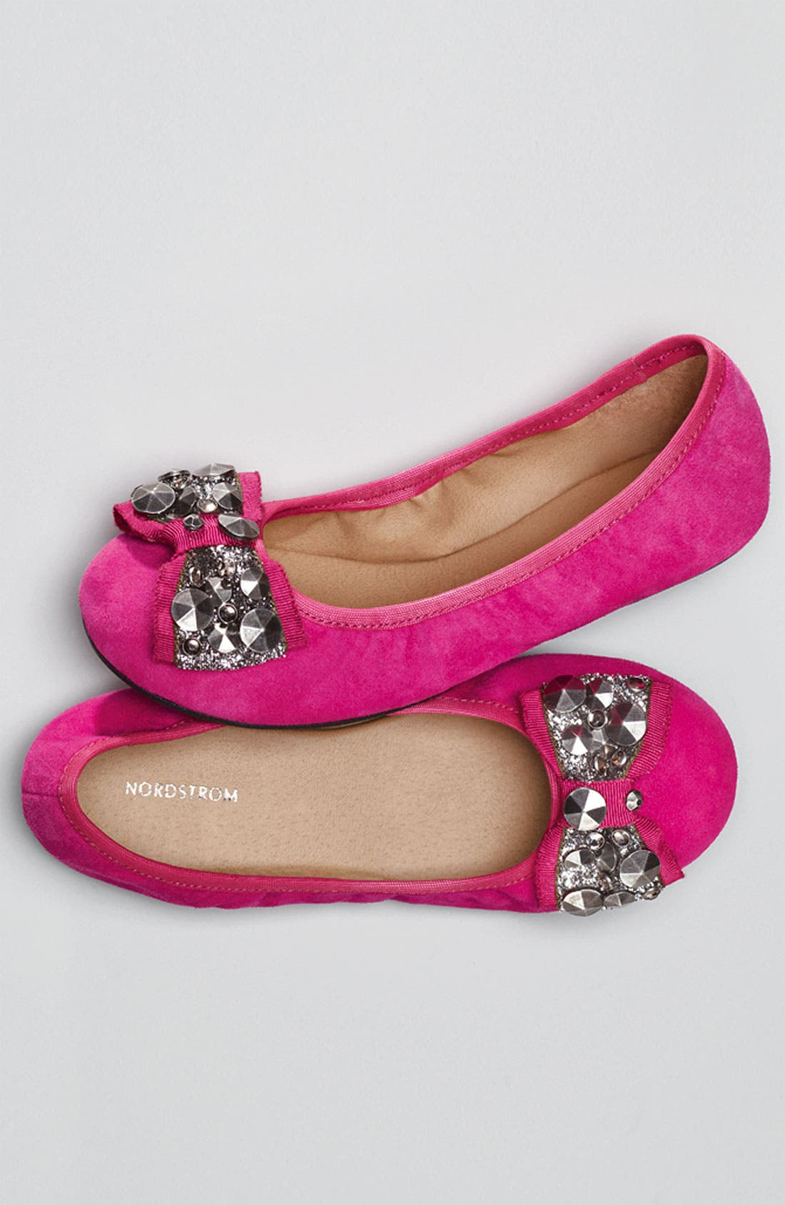 Alternate Image 5  - Nordstrom 'Kelsey' Flat (Toddler, Little Kid & Big Kid)