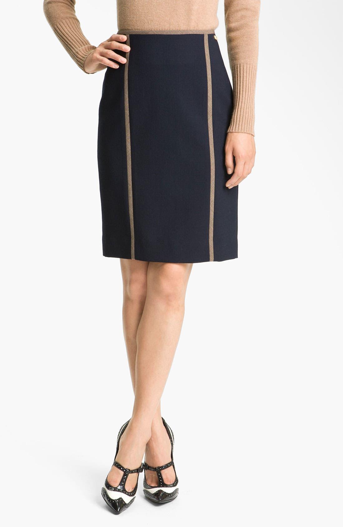 Main Image - Tory Burch 'Azalea' Skirt