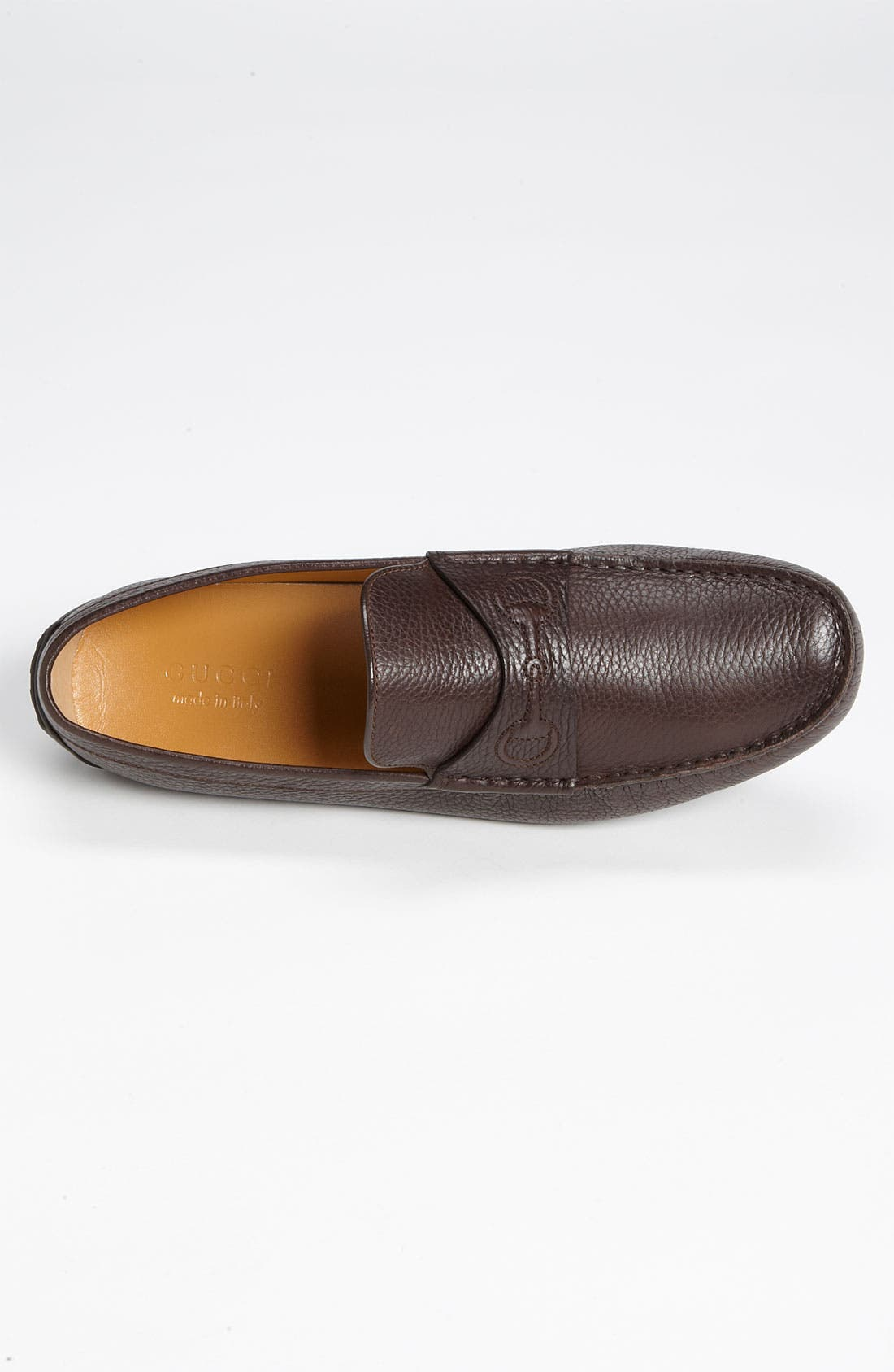 Alternate Image 3  - Gucci 'Chabas' Pebbled Driving Shoe