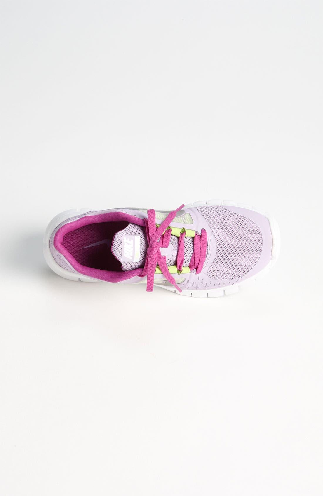Alternate Image 3  - Nike 'Free Run 3.0' Running Shoe (Big Kid)