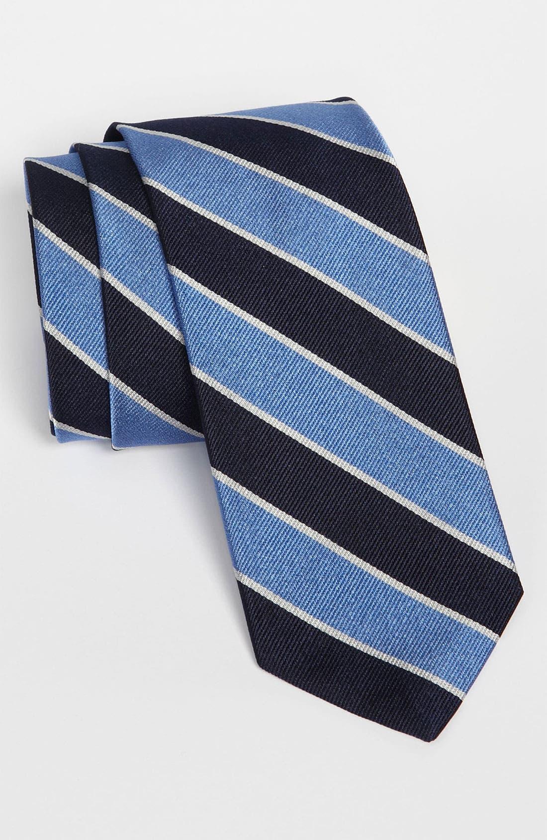 Alternate Image 1 Selected - Jack Spade Woven Silk Tie