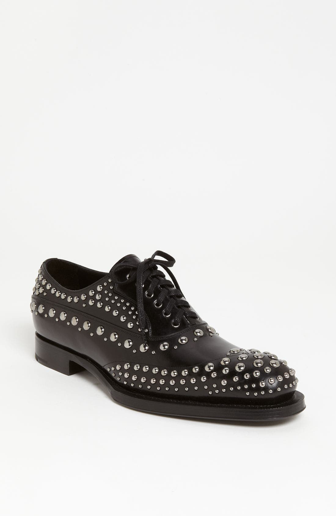 Alternate Image 1 Selected - Prada Studded Oxford