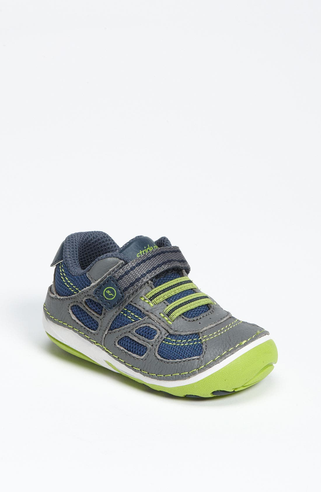 Alternate Image 1 Selected - Stride Rite 'Conner' Sneaker (Baby & Walker)