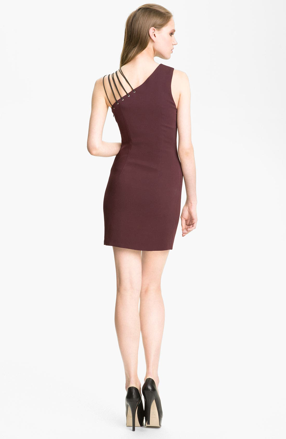 Alternate Image 2  - Versus One Shoulder Dress