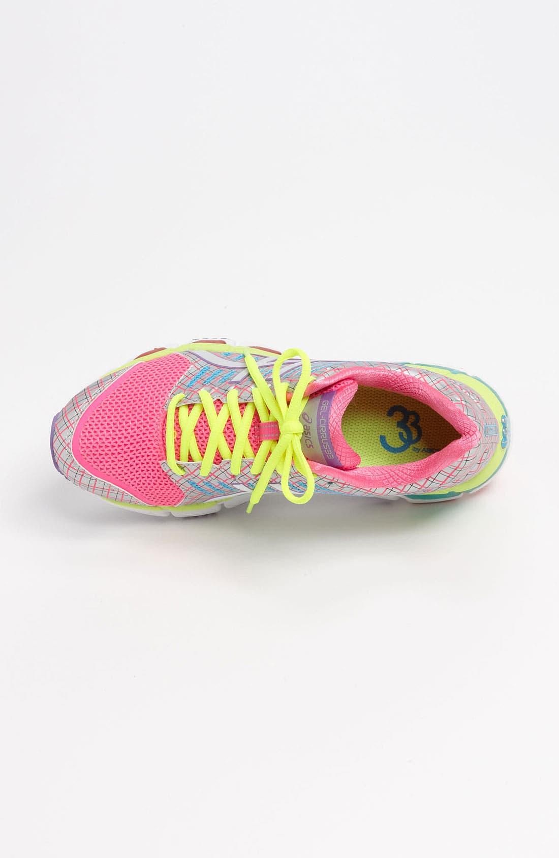 Alternate Image 3  - ASICS® 'GEL-Cirrus 33' Running Shoe (Women)