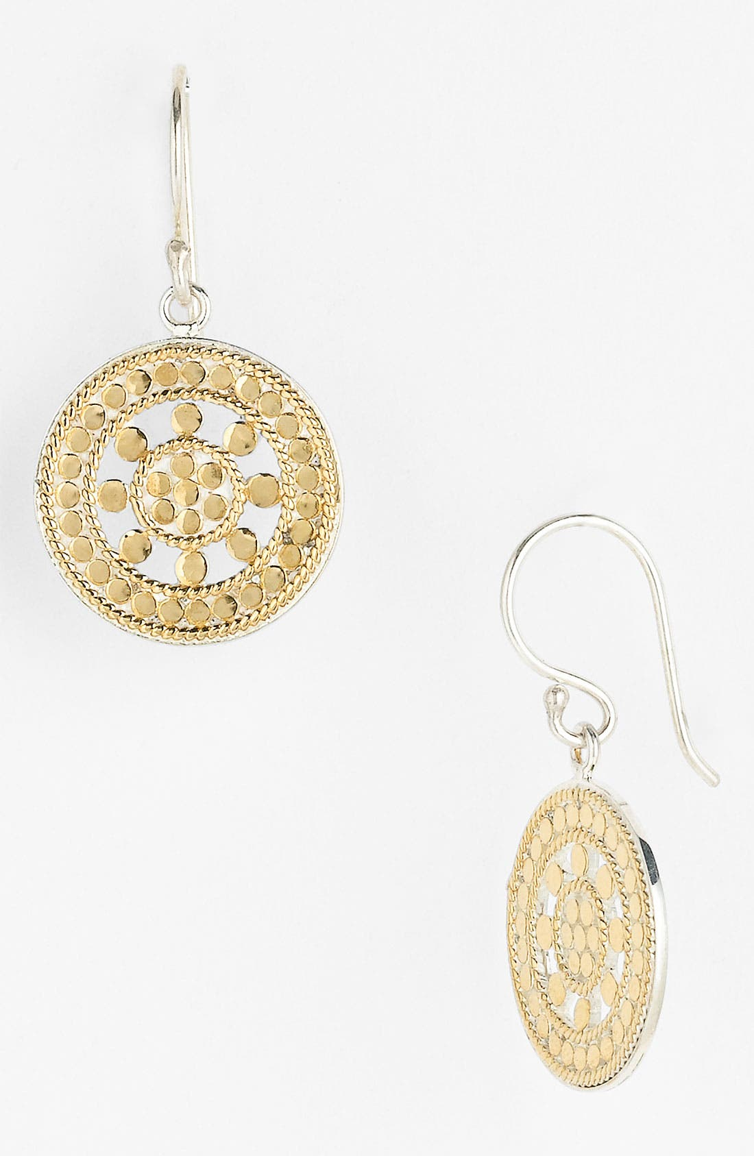 Main Image - Anna Beck 'Lombok' Small Open Dot Disc Earrings (Online Only)