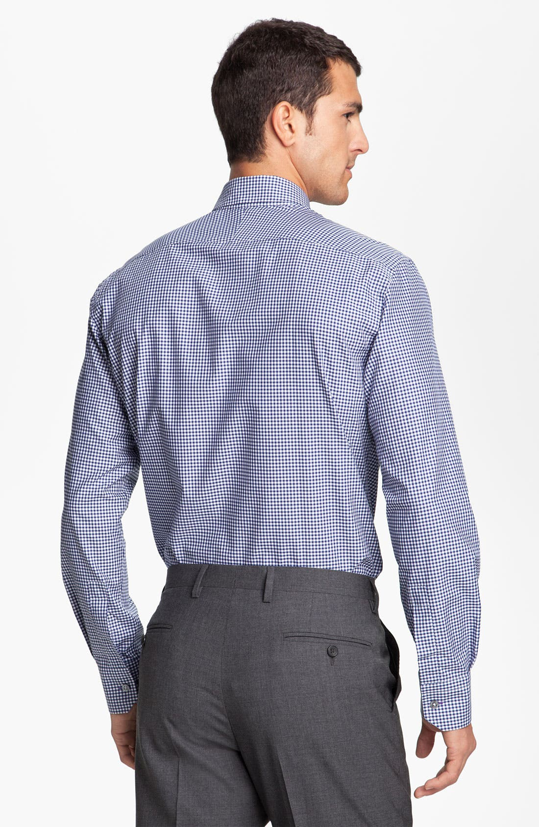 Alternate Image 2  - Paul Smith London Gingham Dress Shirt