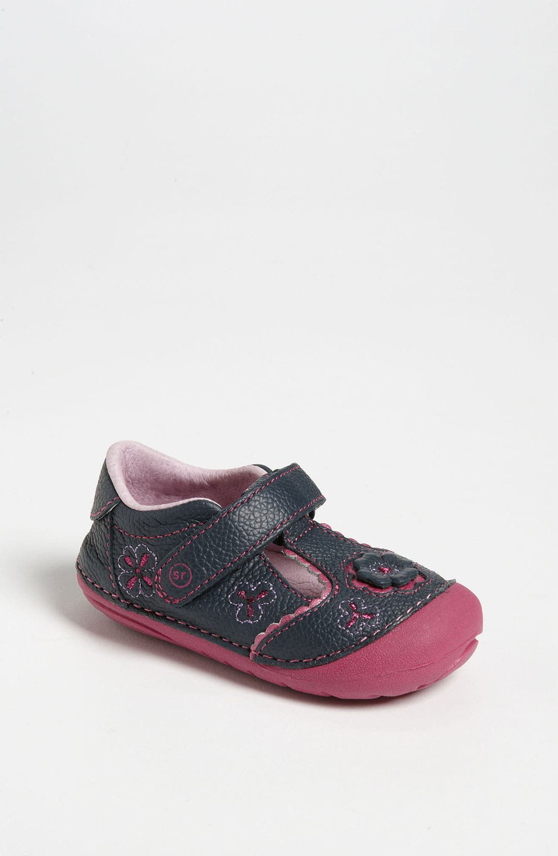 Alternate Image 1 Selected - Stride Rite 'Mae' Sandal (Baby & Walker)