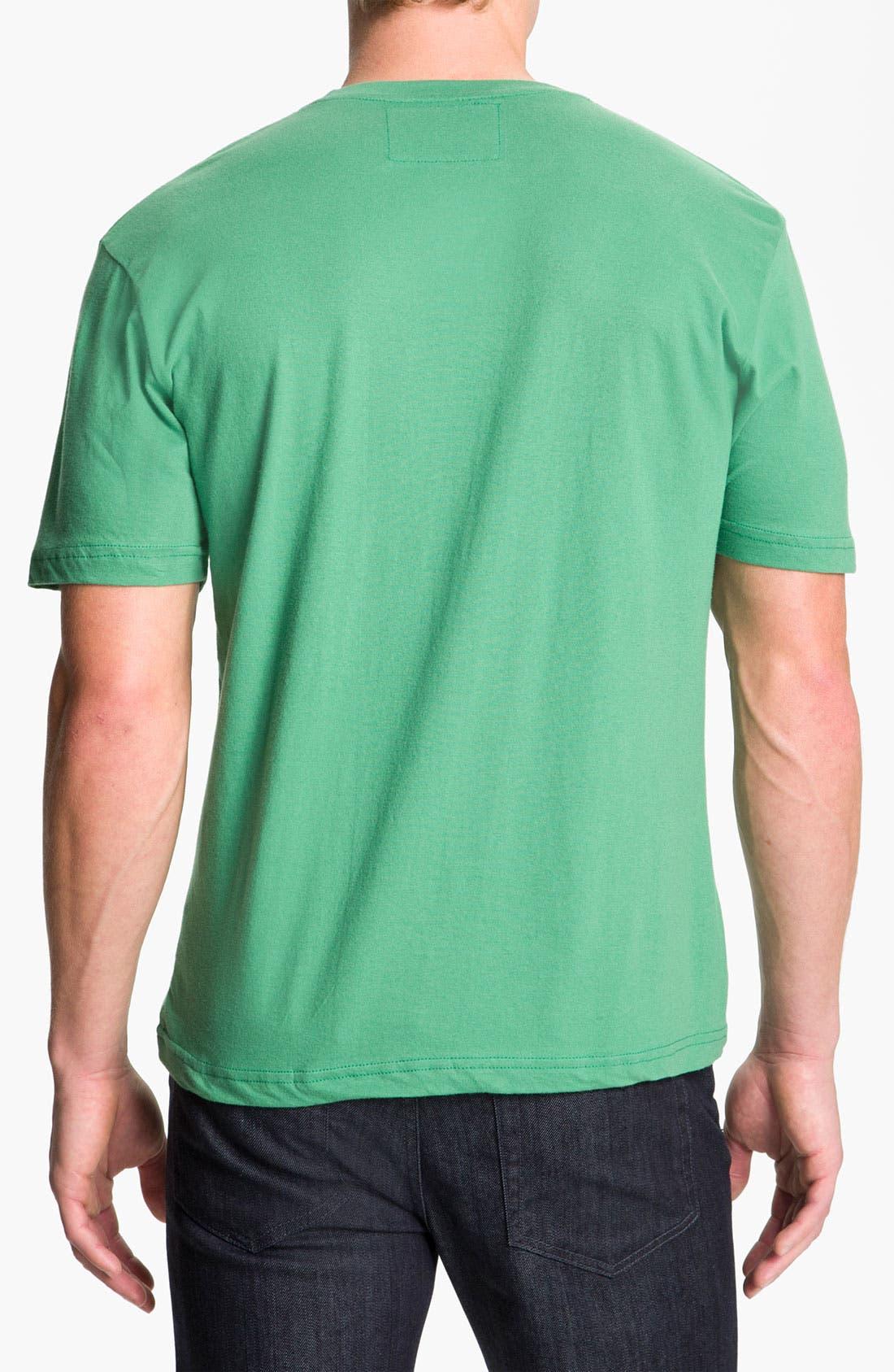 Alternate Image 2  - Wright & Ditson 'Oakland Athletics' Graphic T-Shirt