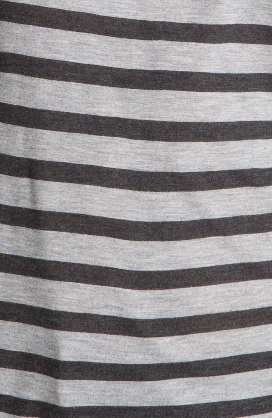 Alternate Image 3  - Vince Striped Boatneck Top